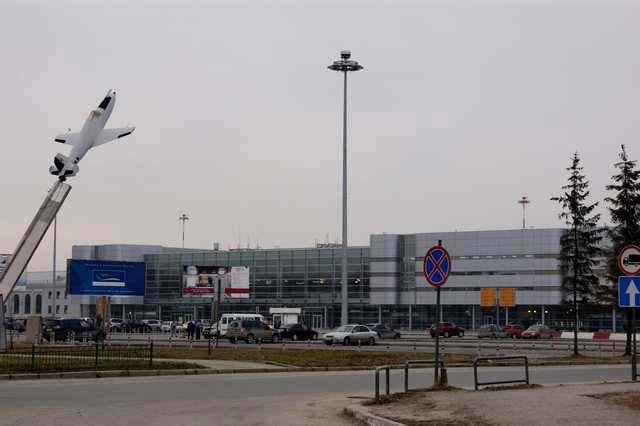 Аэропорт «Кольцово»
